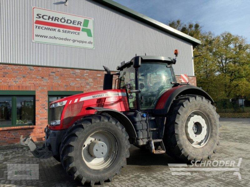 Traktor des Typs Massey Ferguson 8737 Dyna VT, Gebrauchtmaschine in Friedland (Bild 1)