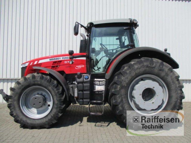 Traktor des Typs Massey Ferguson 8737 Dyna-VT, Gebrauchtmaschine in Holle (Bild 1)