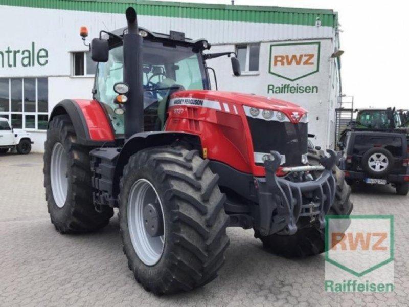 Traktor типа Massey Ferguson 8737 dynavt, Gebrauchtmaschine в KRUFT (Фотография 1)