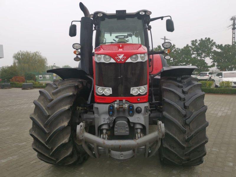 Traktor des Typs Massey Ferguson 8737 DynaVT, Gebrauchtmaschine in Orţişoara (Bild 1)