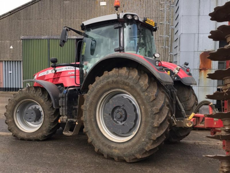 Traktor of the type Massey Ferguson 8737 Exclusive Dyna, Gebrauchtmaschine in Grantham (Picture 5)