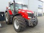 Traktor des Typs Massey Ferguson 8737 Exclusive in Sulingen