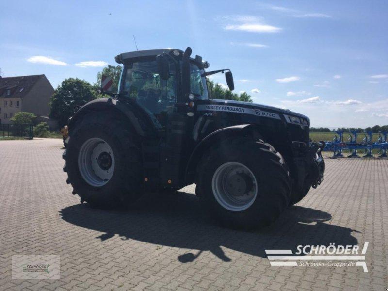 Traktor des Typs Massey Ferguson 8740 S, Gebrauchtmaschine in Jerichow - Kleinmangelsdorf (Bild 1)
