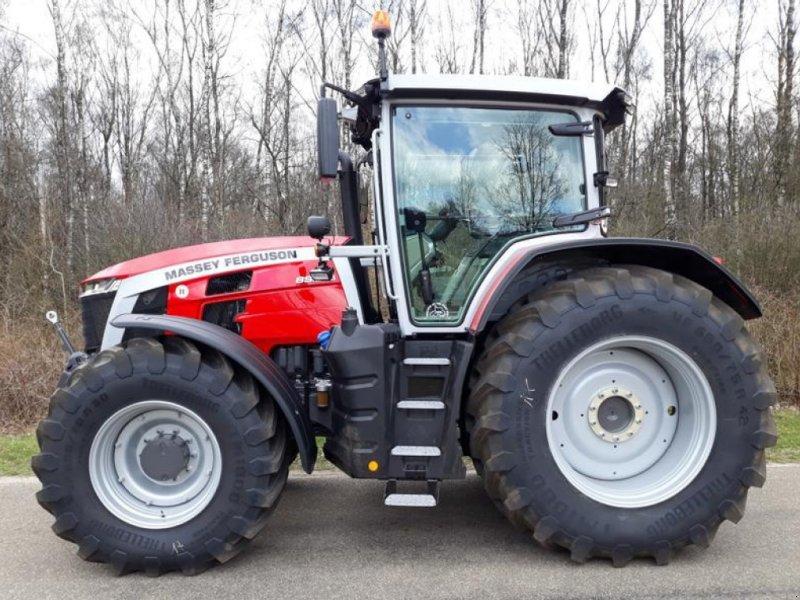 Traktor des Typs Massey Ferguson 8S.205 Dyna E-Power, Vorführmaschine in Itterbeck (Bild 1)
