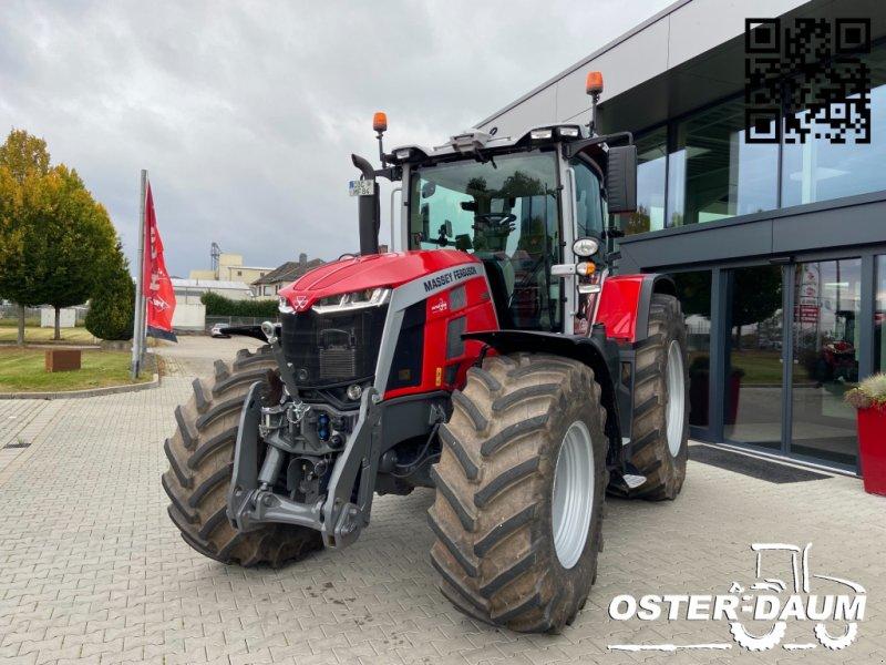 Traktor des Typs Massey Ferguson 8S.265 Dyna E-Power, Neumaschine in Kaisersesch (Bild 1)