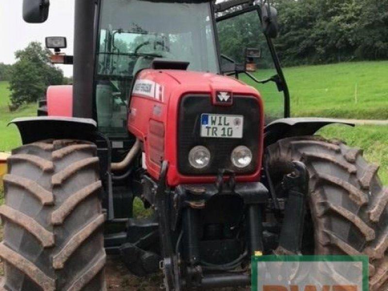 Traktor des Typs Massey Ferguson Baureihe 6480, Gebrauchtmaschine in Wittlich (Bild 1)