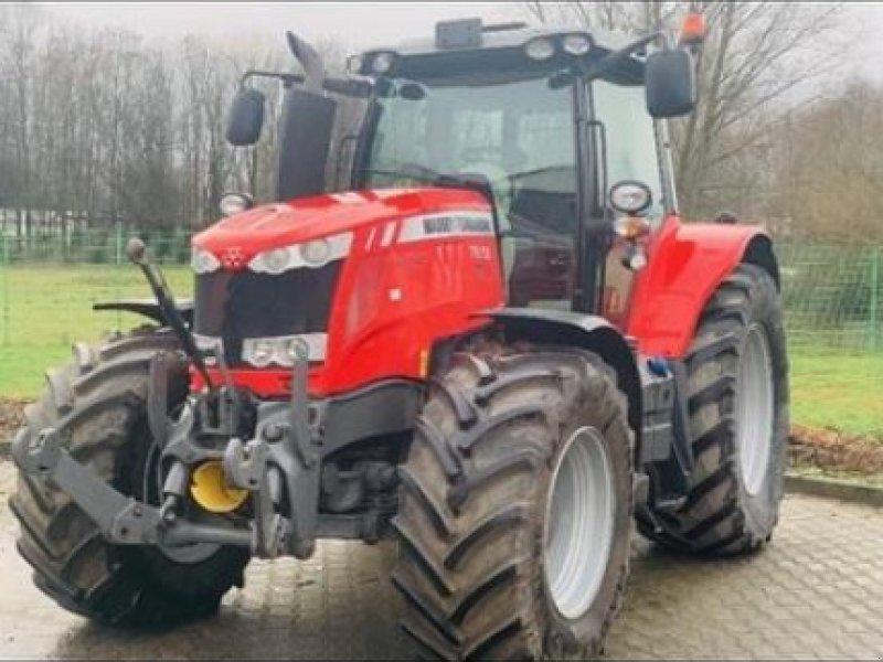 Traktor des Typs Massey Ferguson Baureihe 7618, Gebrauchtmaschine in Geldern (Bild 3)