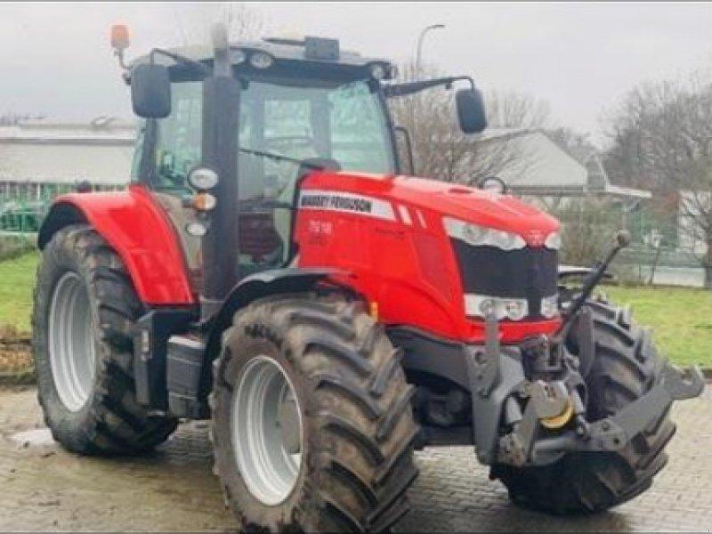 Traktor des Typs Massey Ferguson Baureihe 7618, Gebrauchtmaschine in Geldern (Bild 1)