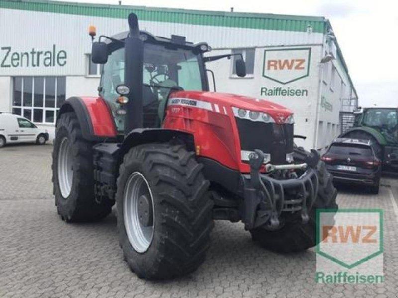Traktor типа Massey Ferguson baureihe 8737 dynavt, Gebrauchtmaschine в KRUFT (Фотография 1)