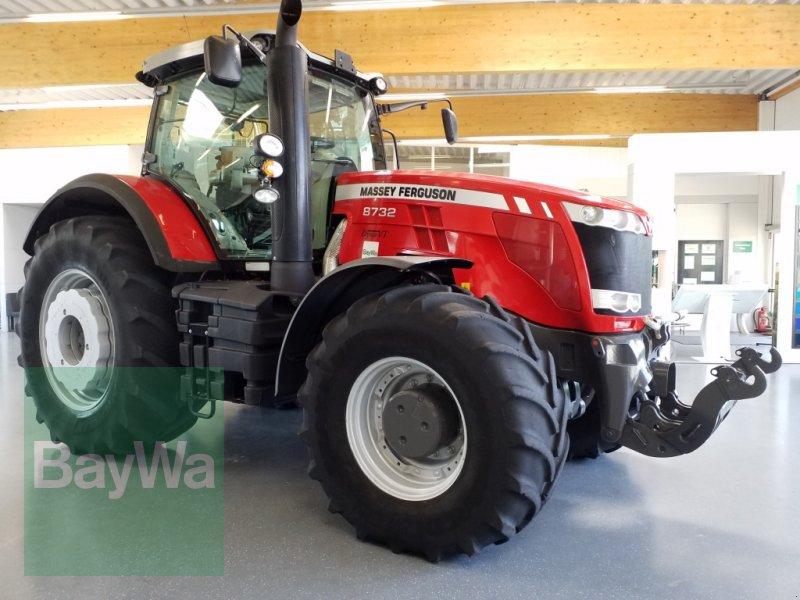Traktor des Typs Massey Ferguson Dyna-VT 8732, Gebrauchtmaschine in Bamberg (Bild 3)
