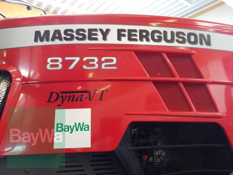 Traktor des Typs Massey Ferguson Dyna-VT 8732, Gebrauchtmaschine in Bamberg (Bild 21)