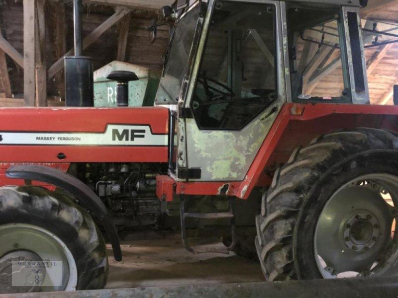 Traktor des Typs Massey Ferguson MF 1014, Gebrauchtmaschine in Pragsdorf (Bild 1)