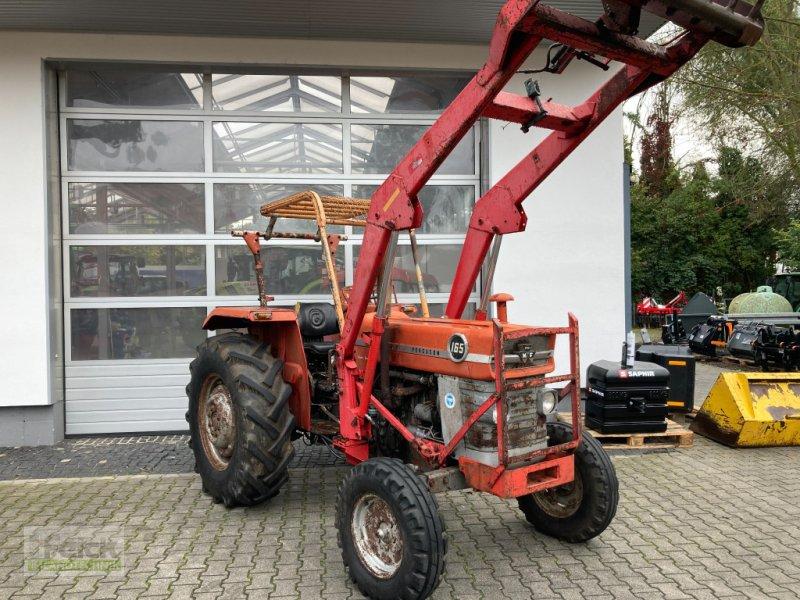 Traktor типа Massey Ferguson MF 165, Gebrauchtmaschine в Reinheim (Фотография 1)