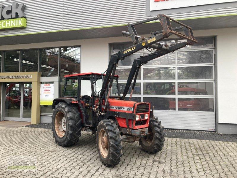 Traktor des Typs Massey Ferguson MF 273 A, Gebrauchtmaschine in Reinheim (Bild 1)