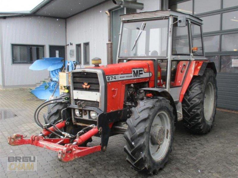 Traktor des Typs Massey Ferguson MF 274 AS, Gebrauchtmaschine in Cham (Bild 1)