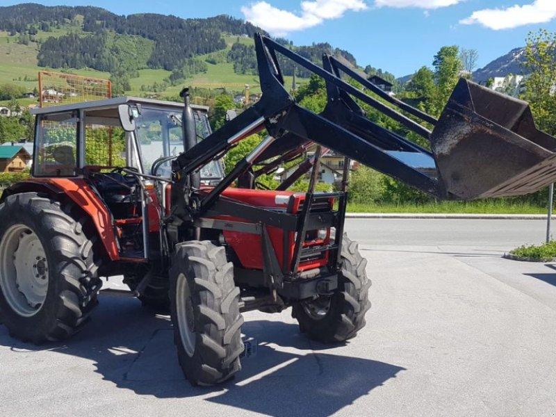 Traktor des Typs Massey Ferguson MF 293, Gebrauchtmaschine in St. Johann (Bild 1)