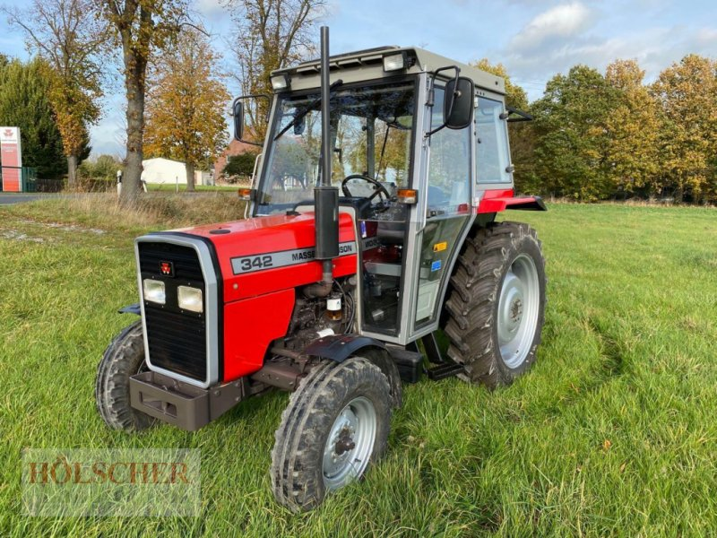 Traktor типа Massey Ferguson MF 342, Gebrauchtmaschine в Warendorf (Фотография 1)
