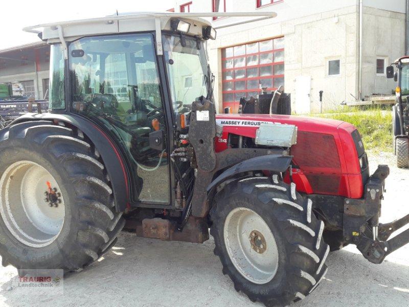 Traktor des Typs Massey Ferguson MF 3455F, Gebrauchtmaschine in Mainburg/Wambach (Bild 1)