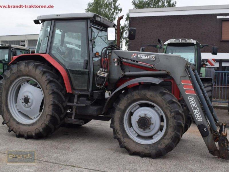 Traktor des Typs Massey Ferguson MF 4270, Gebrauchtmaschine in Bremen (Bild 1)