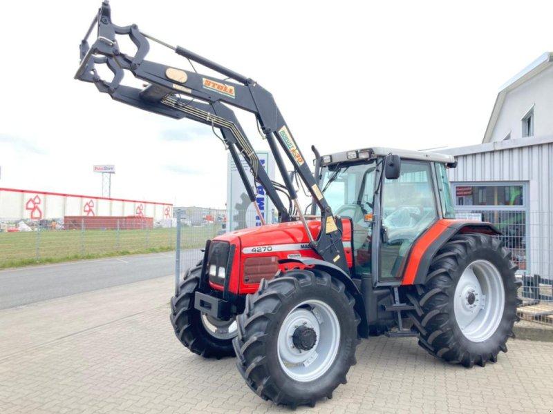 Traktor des Typs Massey Ferguson MF 4270, Gebrauchtmaschine in Stuhr (Bild 1)