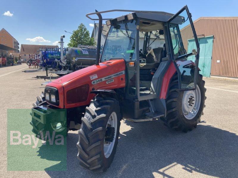 Traktor des Typs Massey Ferguson MF 4348 Hopfen, Gebrauchtmaschine in Obertraubling (Bild 1)