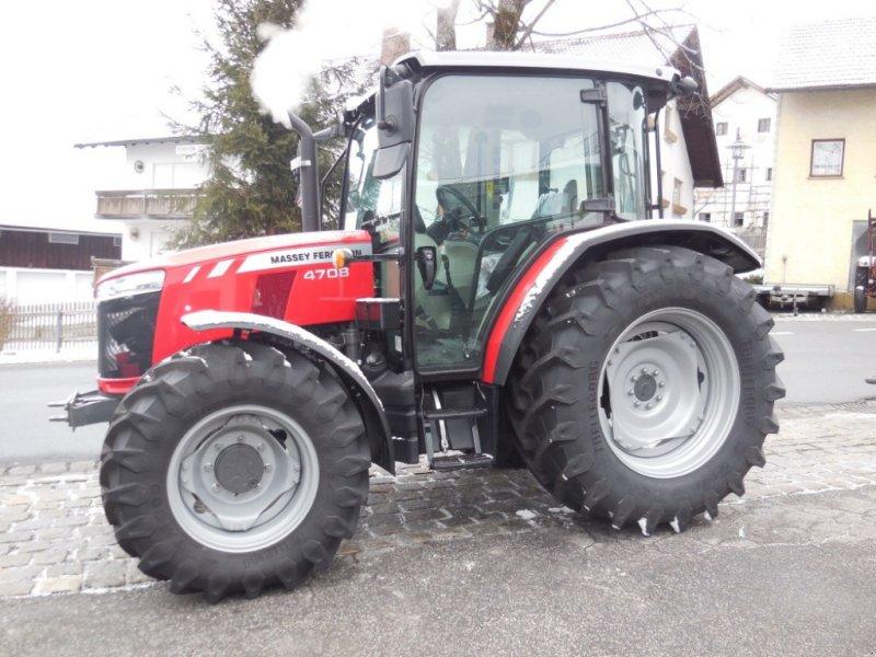 Traktor типа Massey Ferguson MF 4708 Global - Essential, Neumaschine в Innernzell (Фотография 1)