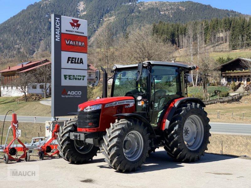 Traktor des Typs Massey Ferguson MF 4708, Neumaschine in Eben (Bild 1)