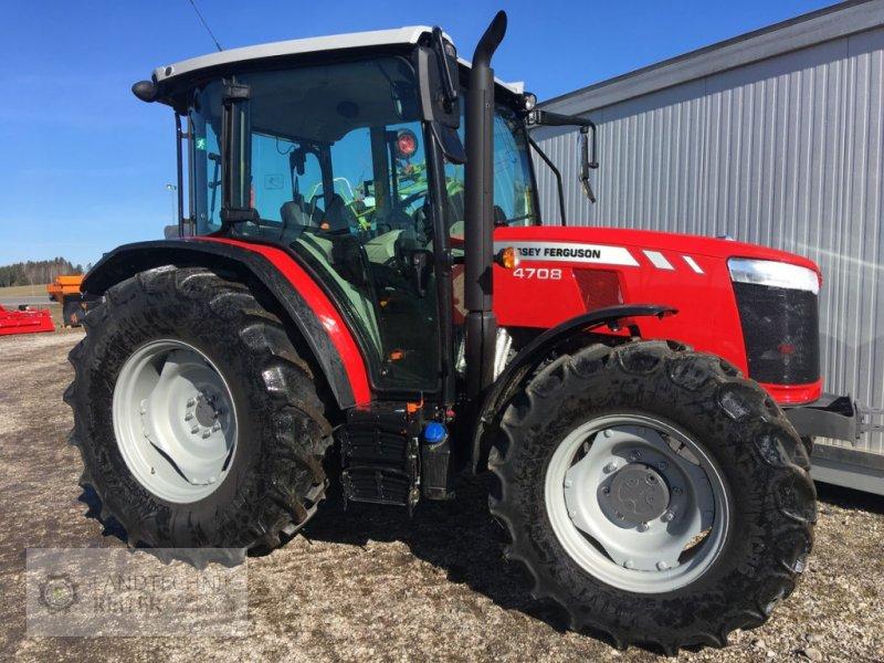 Traktor des Typs Massey Ferguson MF 4708, Neumaschine in Altenfelden (Bild 1)