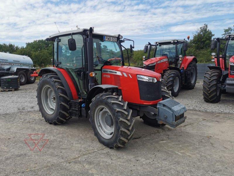 Traktor des Typs Massey Ferguson MF 4709, Gebrauchtmaschine in Schwechat (Bild 1)