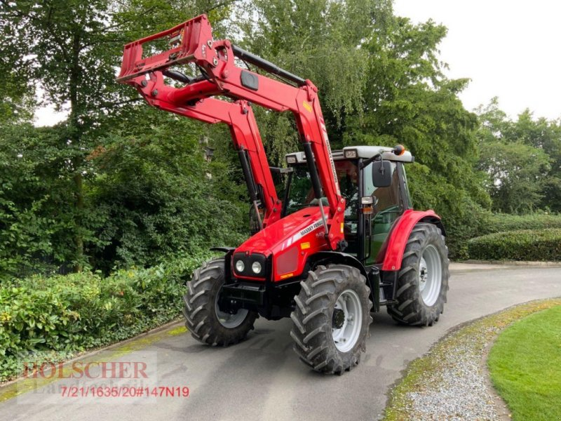 Traktor типа Massey Ferguson MF 5435, Gebrauchtmaschine в Warendorf (Фотография 1)