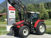 Traktor des Typs Massey Ferguson MF 5445-4 + Hauer FL, Gebrauchtmaschine in Eben
