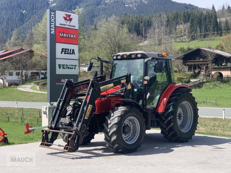Traktor typu Massey Ferguson MF 5445-4 + Stoll FL, Gebrauchtmaschine w Eben (Zdjęcie 1)