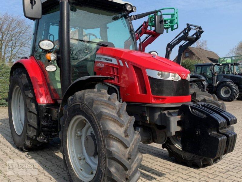 Traktor a típus Massey Ferguson MF 5608 Dyna 4, Gebrauchtmaschine ekkor: Bramsche (Kép 1)