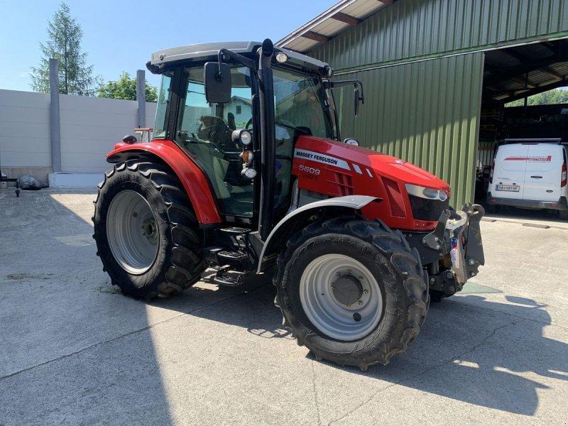 Traktor des Typs Massey Ferguson MF 5609 Dyna-4 Essential, Gebrauchtmaschine in Adnet (Bild 1)