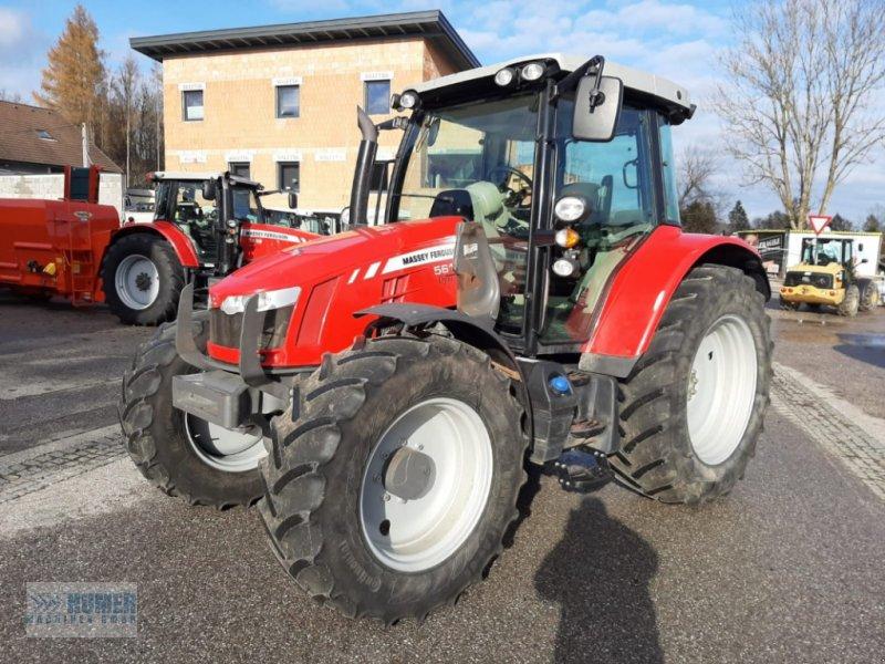 Traktor des Typs Massey Ferguson MF 5611 Dyna 4 , DL, Frontladerkonsole, Gebrauchtmaschine in Vorchdorf (Bild 1)