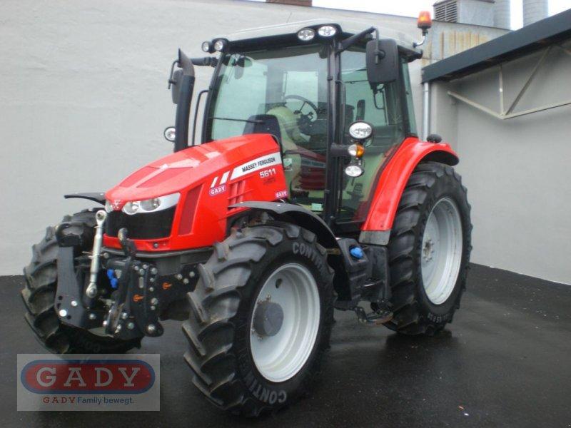 Traktor des Typs Massey Ferguson MF 5611 Dyna-4 Essential, Gebrauchtmaschine in Lebring (Bild 1)