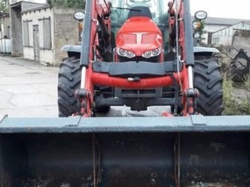 Traktor des Typs Massey Ferguson MF 5612 Dyna 4, Gebrauchtmaschine in MARKERSDORF (Bild 1)