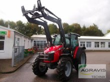 Massey Ferguson MF 5711 GLOBAL CAB 4WD Traktor