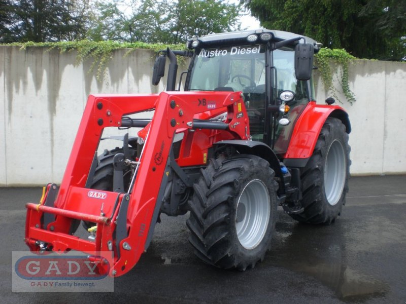 Traktor des Typs Massey Ferguson MF 5713 S Efficient, Gebrauchtmaschine in Lebring (Bild 1)