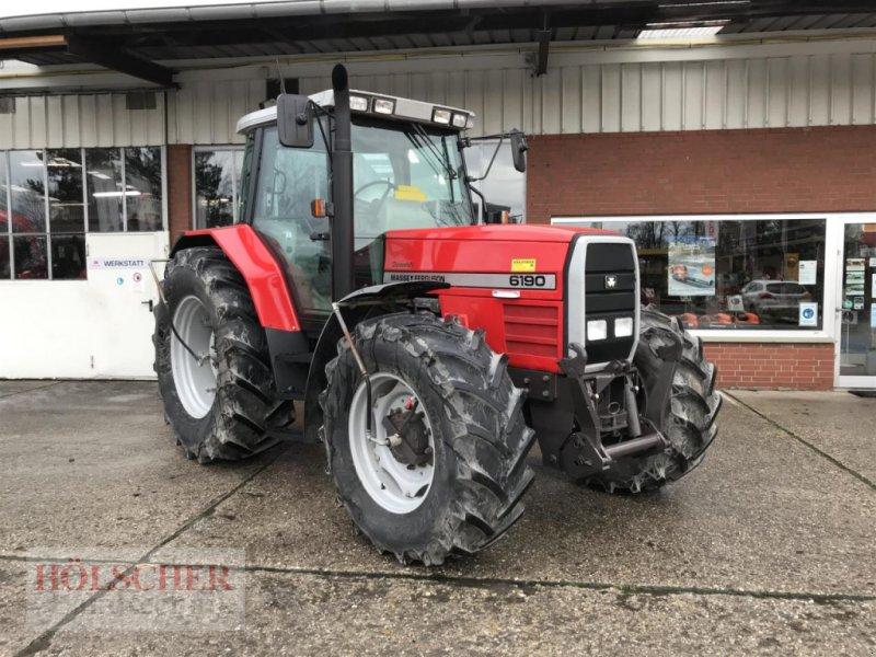 Traktor des Typs Massey Ferguson MF 6190, Gebrauchtmaschine in Warendorf (Bild 1)