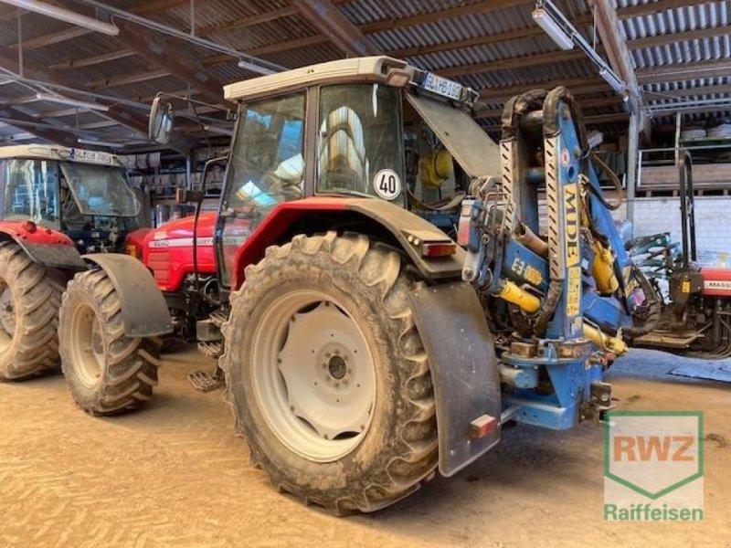 Traktor des Typs Massey Ferguson MF 6260 Power, Gebrauchtmaschine in Wipperfürth (Bild 1)