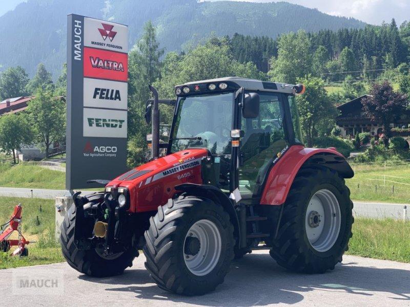 Traktor типа Massey Ferguson MF 6455-4 + FH+FZW, Gebrauchtmaschine в Eben (Фотография 1)