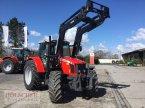 Traktor des Typs Massey Ferguson MF 6460 in Warendorf