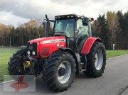 Traktor des Typs Massey Ferguson MF 6480, Gebrauchtmaschine in Oederan