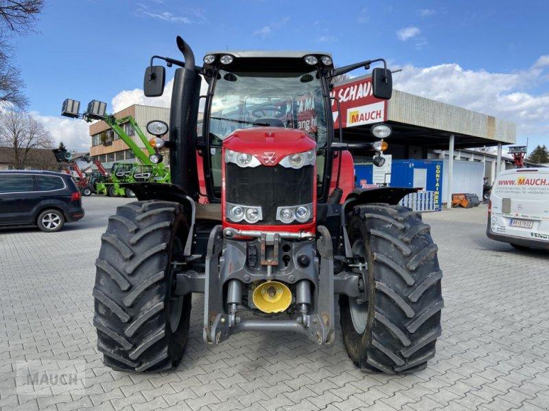 Traktor des Typs Massey Ferguson MF 6615 Dyna-6 Efficient, Gebrauchtmaschine in Burgkirchen (Bild 8)