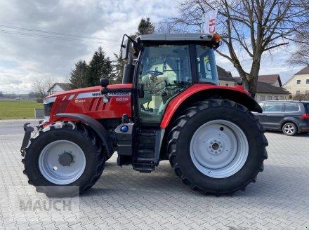 Traktor des Typs Massey Ferguson MF 6615 Dyna-6 Efficient, Gebrauchtmaschine in Burgkirchen (Bild 5)