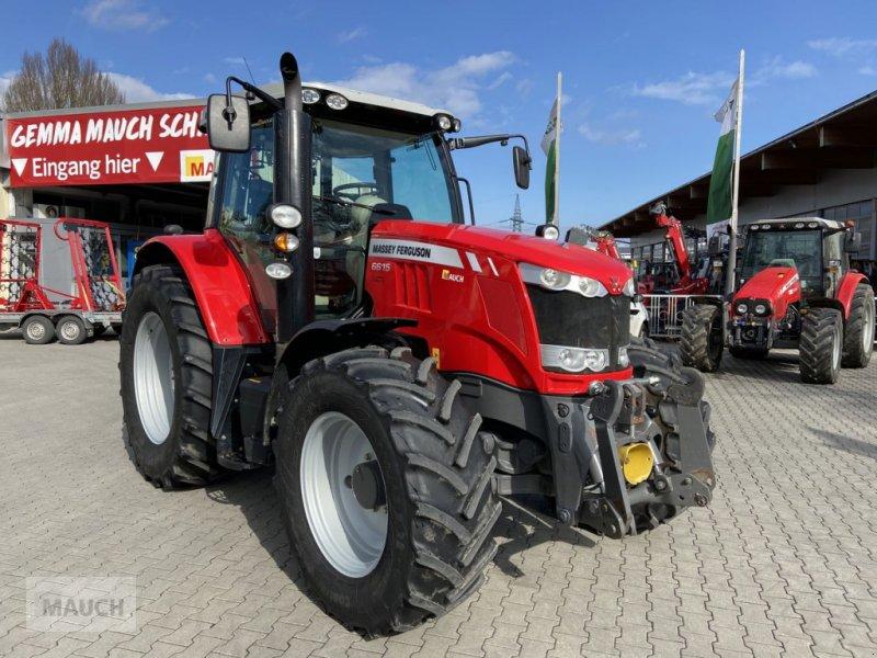 Traktor des Typs Massey Ferguson MF 6615 Dyna-6 Efficient, Gebrauchtmaschine in Burgkirchen (Bild 1)