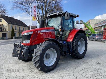 Traktor des Typs Massey Ferguson MF 6615 Dyna-6 Efficient, Gebrauchtmaschine in Burgkirchen (Bild 7)