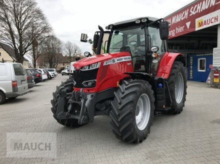 Traktor des Typs Massey Ferguson MF 6713 S Dyna-6 Efficient (Stage V), Neumaschine in Burgkirchen (Bild 7)