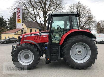Traktor des Typs Massey Ferguson MF 6713 S Dyna-6 Efficient (Stage V), Neumaschine in Burgkirchen (Bild 6)